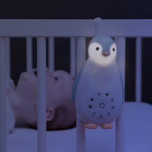 muziekdoosje zoe nachtlampje